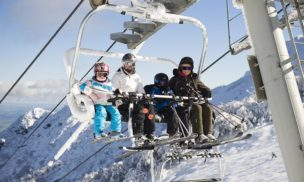 Family fun on Mt Buller