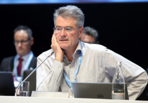 Prof. Bindoff is key author on IPCC report