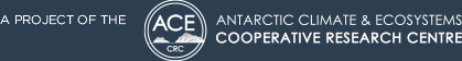 Antarctic Climate & Ecosystems. Cooperative Research Centre