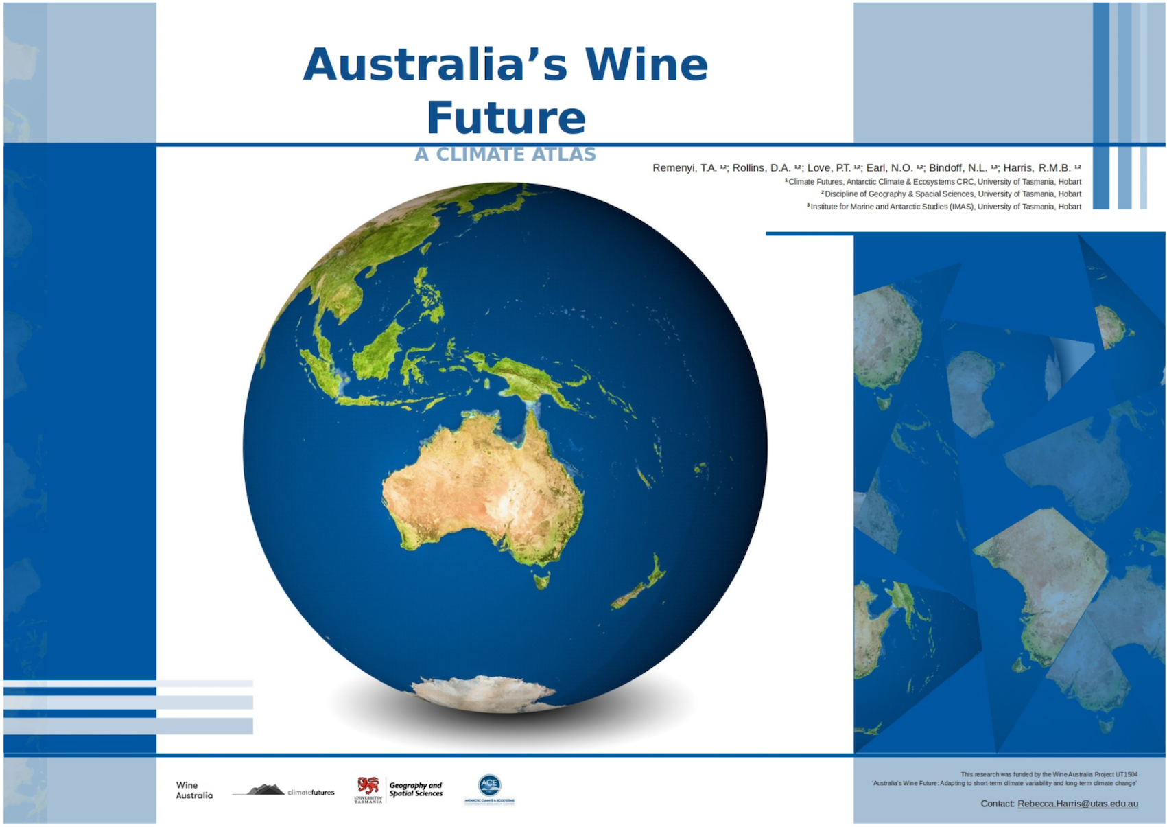 Australia's Wine Future: A Climate Atlas